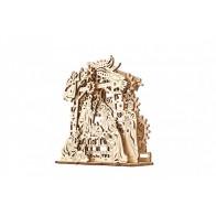 3D механічний пазл Різдвяний Вертеп