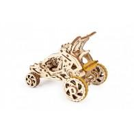 3D механічний пазл Міні-багі