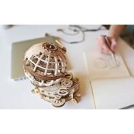 3D механічний пазл Глобус UGEARS