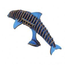 3D пазл Дельфін