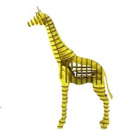 3D пазл Жираф