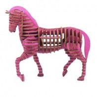 3D пазл Конь
