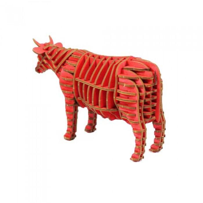 3D пазл Корова