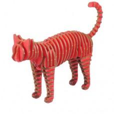 3D пазл Кот