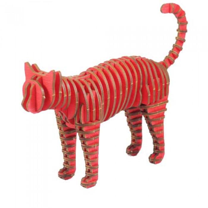 3D пазл Кіт