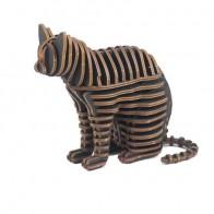 3D пазл Кошка