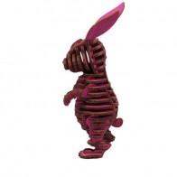 3D пазл Кролик