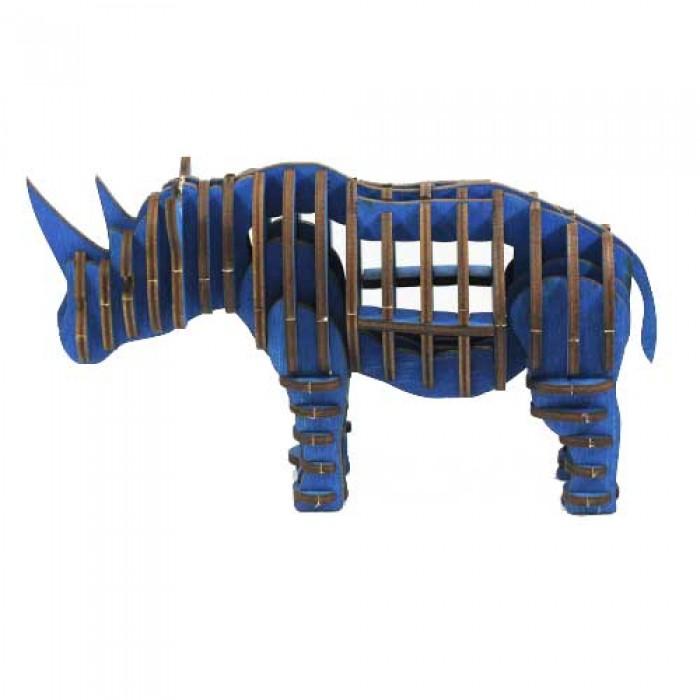 3D пазл Носоріг