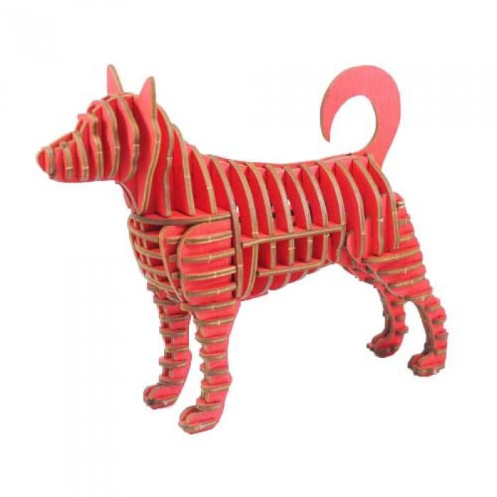 3D пазл Собака