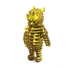 3D пазл Винни-Пух