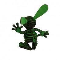 3D пазл Кролик Освальд