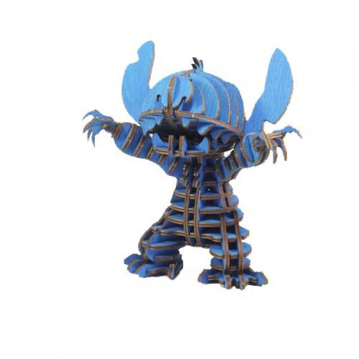 3D пазл Стич (Stitch)