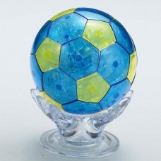 """3D пазл кристаллический и сувенир """"Футбол"""""""