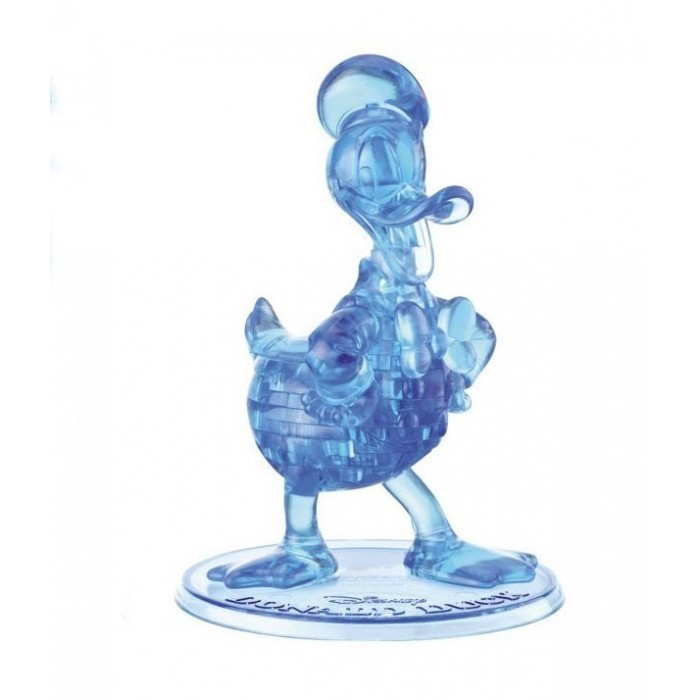 "3D пазл кристаллический ""Дональд Дак""  Crystal Puzzle Donald Duck"
