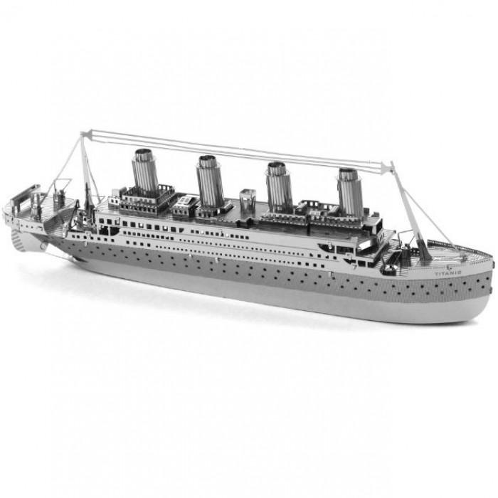 """3D пазл металевий і сувенір """"Титанік"""""""