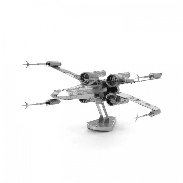 """3D пазл металевий і сувенір """"винищувач X-Wing Star Wars"""""""
