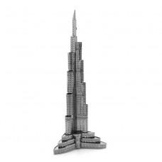 "3D пазл металевий і сувенір ""Вежа Халіфа"""