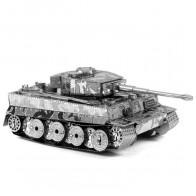 """3D металевий пазл-модель і сувенір """"Танк Tiger"""""""