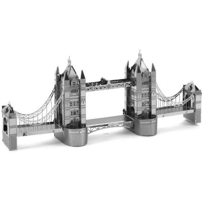 "3D металлический пазл-модель и сувенир ""Тауэрский мост"""