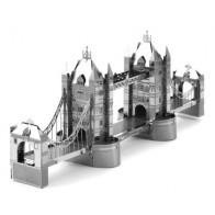 """3D металевий пазл-модель і сувенір """"Тауерський міст"""""""