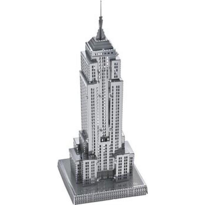 "3D пазл металевий і сувенір ""Empire State Building"""