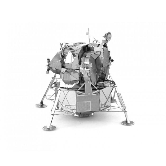 """3D металлический пазл и сувенир """"Лунный модуль"""""""