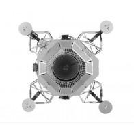 """3D металевий пазл і сувенір """"Місячний модуль"""""""