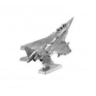 """3D пазл металевий і сувенір """"винищувач F15"""""""