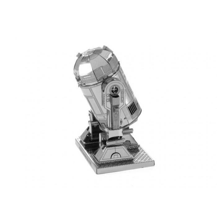 """3D металлический пазл и сувенир """"Дрон R2-D2"""""""