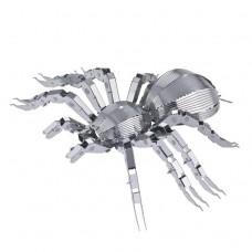 """3D металлический пазл и сувенир """"Spider"""""""