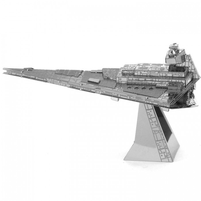 "3D металлический пазл и сувенир ""Imperial Star Destroyer"""