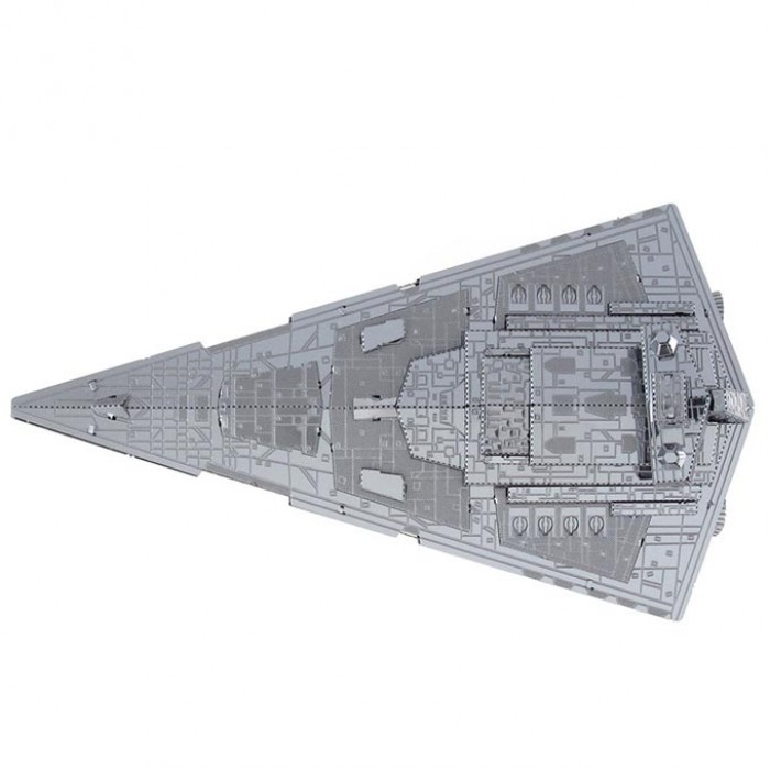 "3D металлический пазл и сувенир ""Imperial Star Destroyer"""