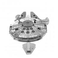 "3D металлический пазл и сувенир ""Millennium Falcon"""