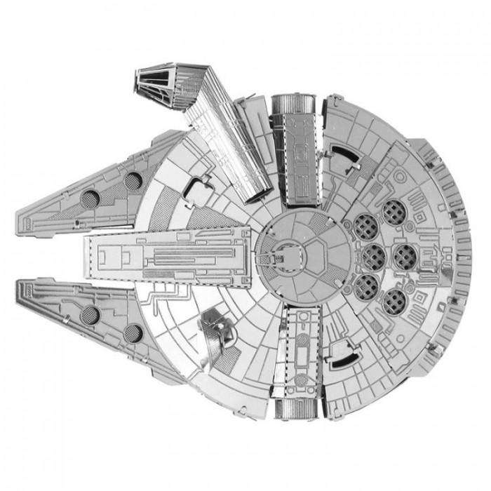 "3D металевий пазл і сувенір ""Millennium Falcon"""