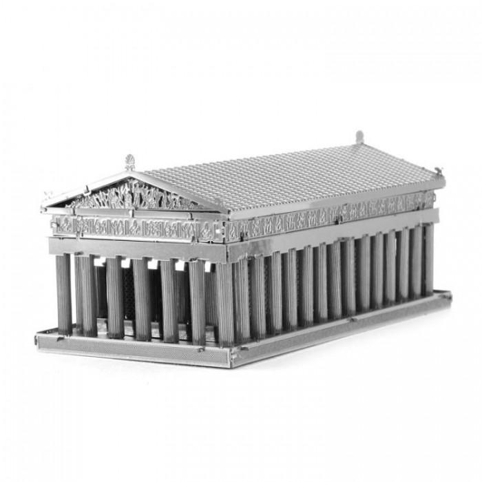 3D металлический пазл и сувенир Parthenon (Парфенон)
