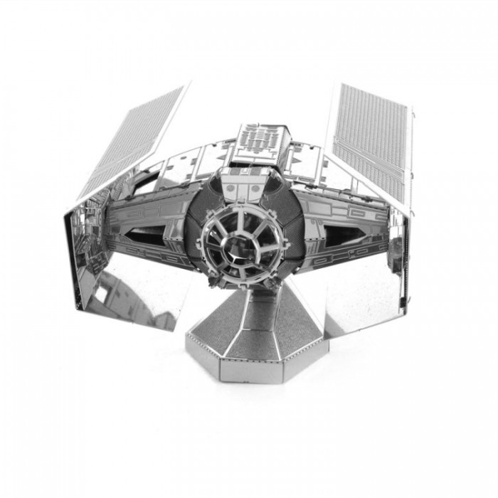 "3D металлический пазл и сувенир ""Darth Vader's TIE Fighter"""