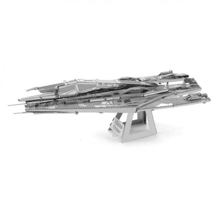 3D металлический пазл и сувенир Mass Effect Alliance Cruiser