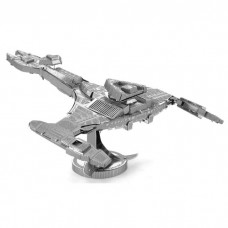 3D металлический пазл и сувенир Star Trek Vorcha Battle Cruiser