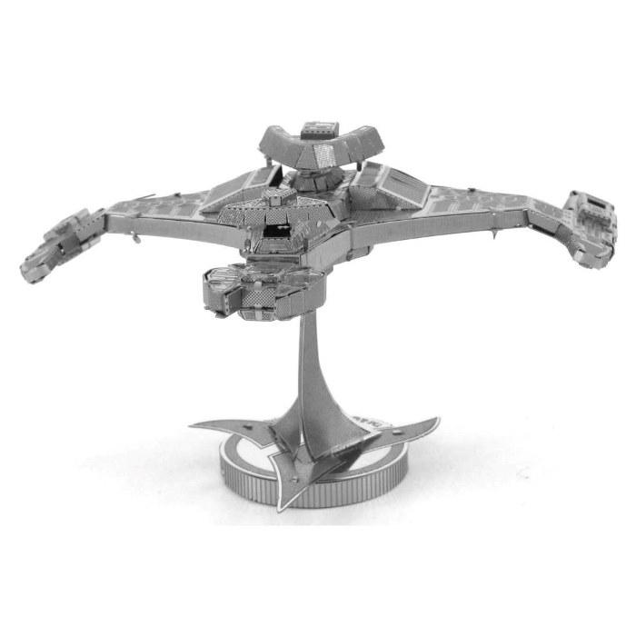 3D металевий пазл і сувенір Star Trek Vorcha Battle Cruiser