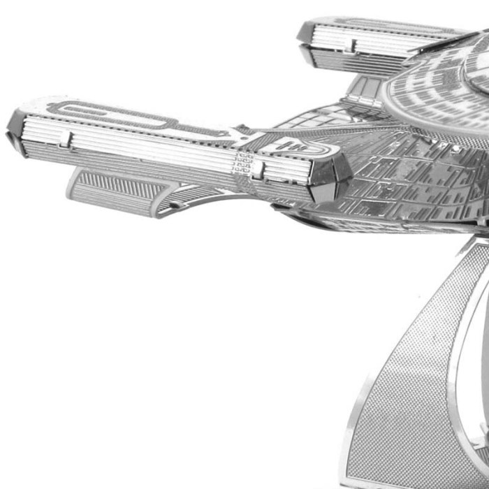 3D металевий пазл і сувенір Star Trek Enterprise NCC-1701-D