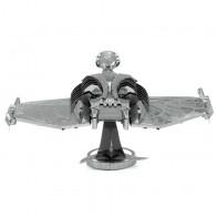 3D металлический пазл и сувенир Star Trek Bird of Prey