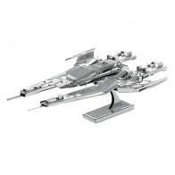 3D металлический пазл и сувенир Mass Effect SX3 Alliance Fighter