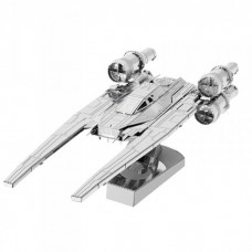 """3D пазл металевий винищувач (судно підтримки UT-60D """"U-Wing Fighter Star Wars"""")"""