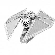 3D пазл металевий винищувач Imperial TIE Striker Star Wars