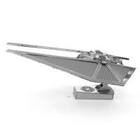 3D пазл металлический истребитель Imperial TIE Striker Star Wars