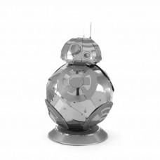 """3D металлический пазл и сувенир """"Дрон BB-8"""""""