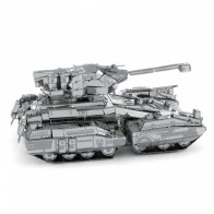 "3D металевий пазл і сувенір ""Танк Halo UNSC Scorpion"""