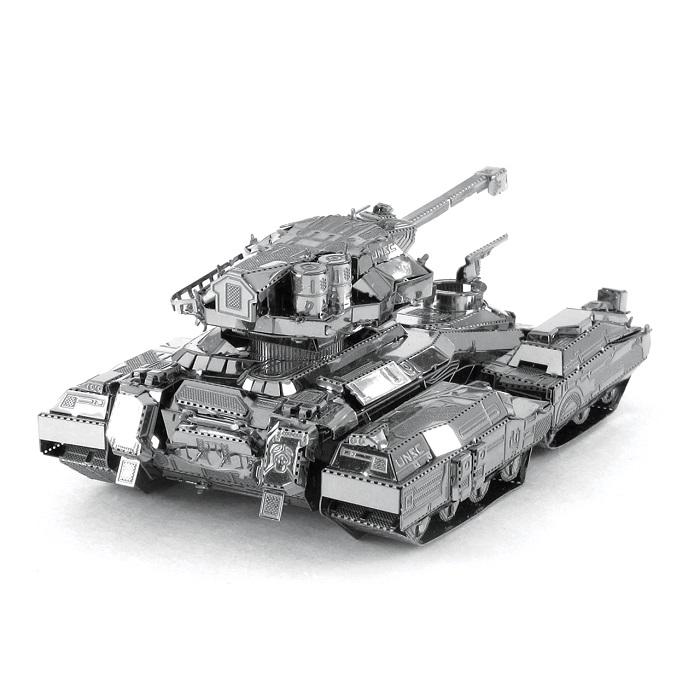 "3D металлический пазл и сувенир ""Танк Halo UNSC Scorpion"""