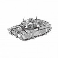 "3D металлический пазл и сувенир ""Танк Chieftain MK50"""