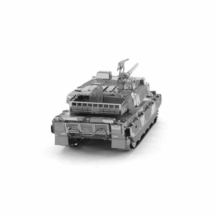 """3D металлический пазл и сувенир """"Танк Type 10 MBT"""""""